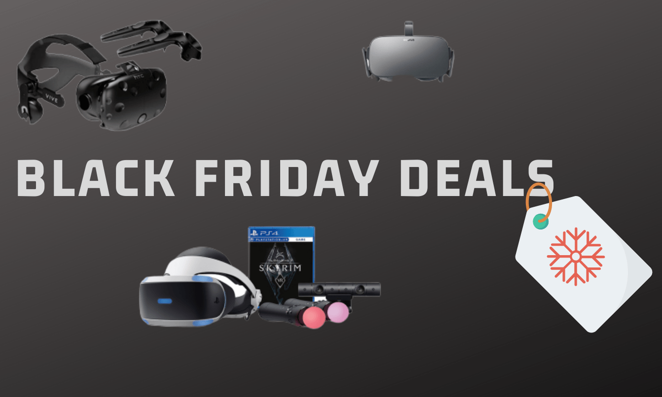Best Black Friday VR Headset Deals 2020