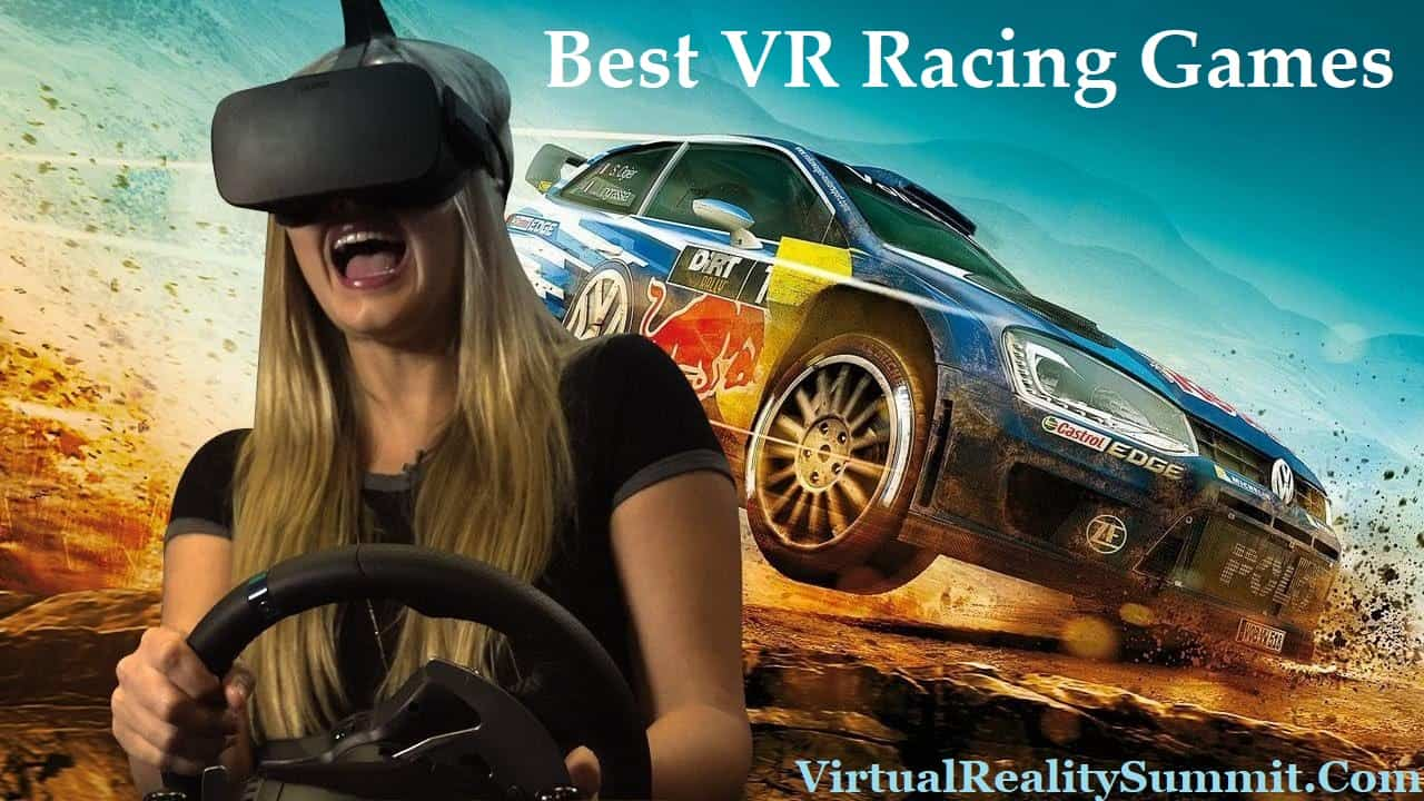 Best VR Racing Games in 2020