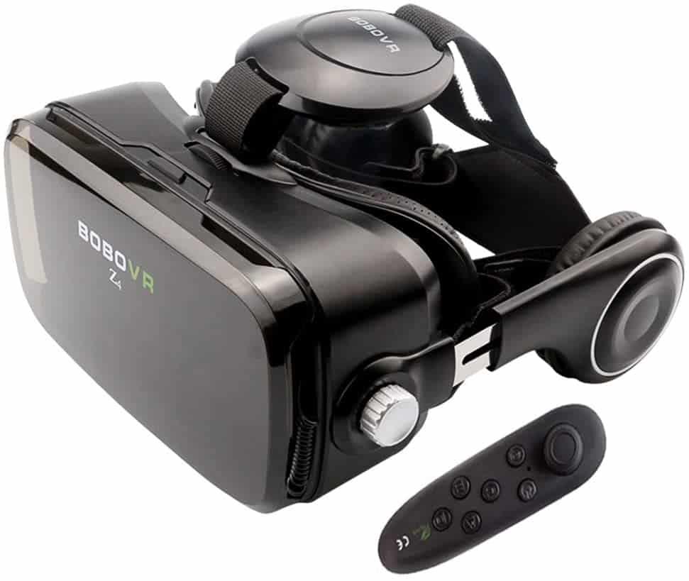 BOBOVR Z4 VR Headset for iPhone
